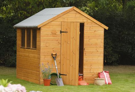 5x7 Shed by Forest Garden 5x7 Shiplap Apex Shed Sheds