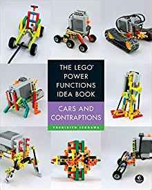The Lego Power Functions Idea Book Vol 2 Car And