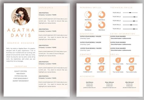50 awesome resume templates 2016