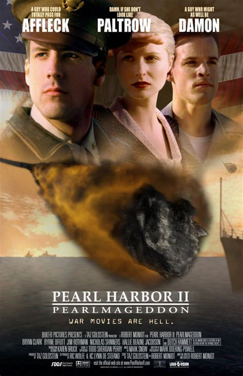 Pearl Harbor 2001 Review And Trailer by Pearl Harbor Ii Pearlmageddon 2001 Imdb