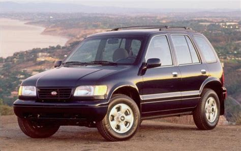 used 1995 kia sportage suv pricing features edmunds used 1995 kia sportage suv pricing features edmunds