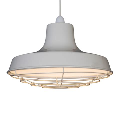 Retro Metal L Shades by Retro Industrial Metal Coolie Ceiling Light L Shade Pendant 360mm Ebay