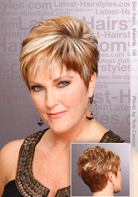 fifty plus short hair hairstyles for women 50