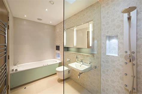 contemporary bathrooms uk grange view view road highgate london n6 171 adelto adelto