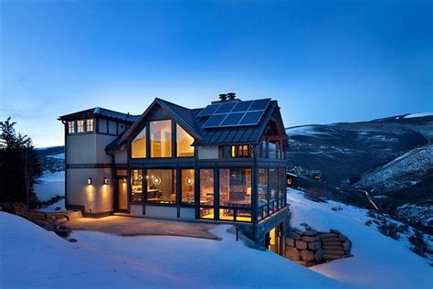 vacation home colorado vacation home by morgante wilson architects