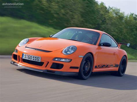 Porsche 997 Gt3 Rs by Porsche 911 Gt3 Rs 997 Specs 2006 2007 2008 2009
