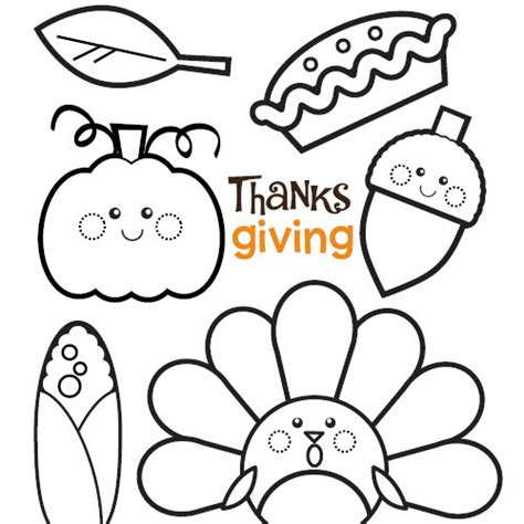 turkey coloring pages for kindergarten free download thanksgiving color page i am thankful for
