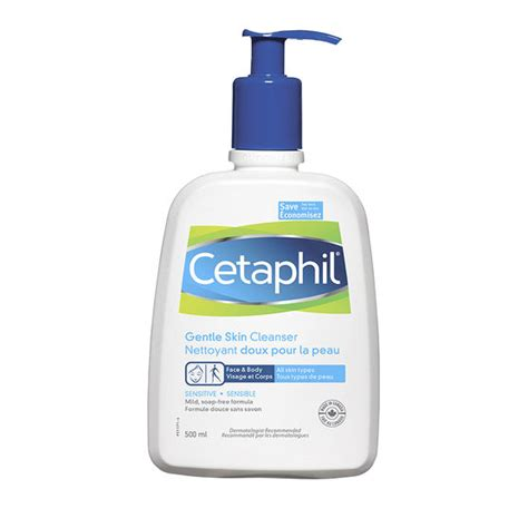 Cetaphil 500ml cetaphil gentle skin cleanser 500ml drugs