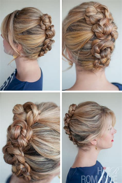 images of braids with french roll hairstyle 30 braids in 30 days day 13 hair romance