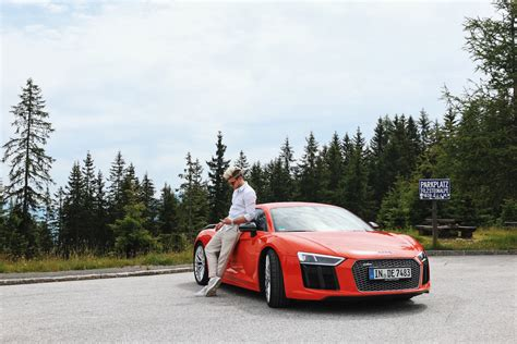 Audi Tour Experience by Audi R8 Gerlospass Tour The Ultimate Driving Experience