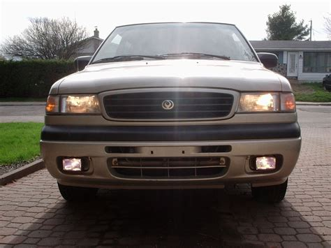 mpv van 2000 mazda mpv lx minivan review