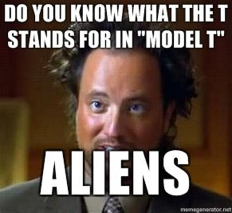 Alians Meme - image 150971 ancient aliens know your meme