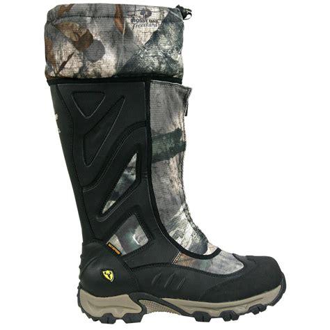 scent lok boots s scentblocker 174 season 174 boa 174 17 quot knee boots