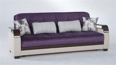 Sofa Bed Purple Prestige Purple Convertible Sofa Bed By Sunset