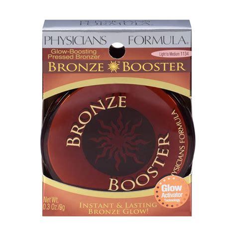 physicians formula light bronzer physicians formula bronze booster light medium