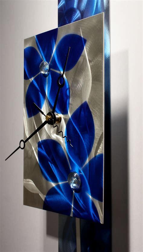 stainless sculpture modern abstract home decoration public blue metal wall art blue hurricane metal wall art by jon