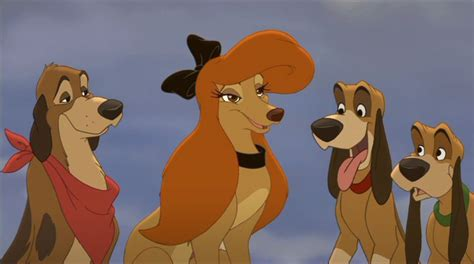disney dogs who s the most beautiful animated disney if i