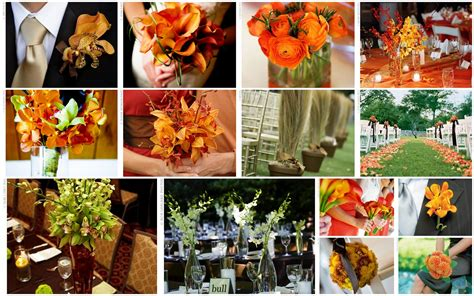 fall season decorations fall wedding a wedding for adding a season s effect