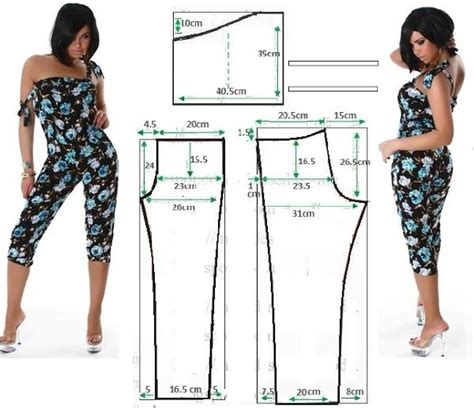 pattern drafting jumpsuit jumpsuits pattern patterns pinterest