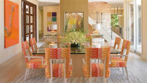 Orange Dining Room Design Ideas 15 Catchy Orange Dining Room Designs Home Design Lover