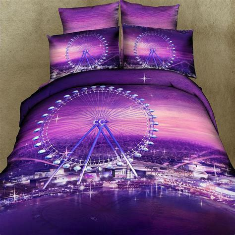3d Bed Sheets by Popular Skyline Duvet Cover Buy Cheap Skyline Duvet Cover