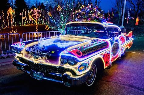 1958 cadillac decorated for the season st albert s