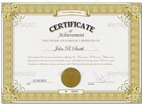 search results for printable certificates of completion