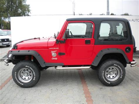 Jeep 2 5 Engine For Sale 2000 Jeep Wrangler 2 5i For Sale