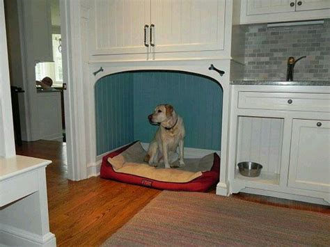 bed with built in dog bed pinterest