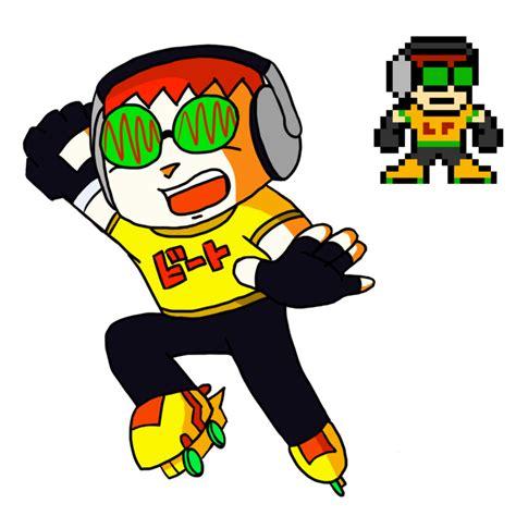 Bel Beat jet set radio beat mega style by the bel on