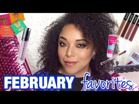 Ipsy Giveaways - february favorites 2018 w flops ipsy giveaway natural hair skincare makeup melissaq