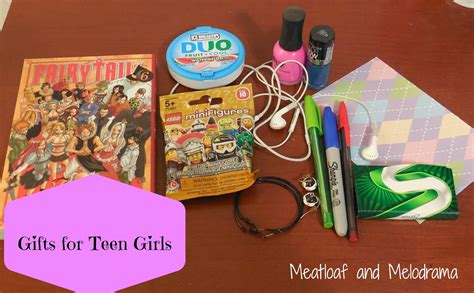 Gift Cards For Teen Girls - meatloaf and melodrama gifts for teen girls or why gift cards rock