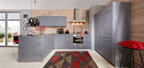 graue einbauküche grauer k 252 che wei 223
