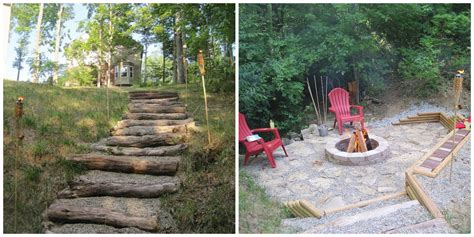 Firepit Backyard by 9 Ideas That Ll Convince You To Add A Pit To Your Backyard Huffpost