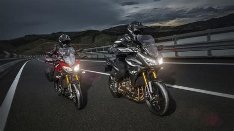 Leichtes Motorrad Mit Abs by Mt 09 Abs Tracer
