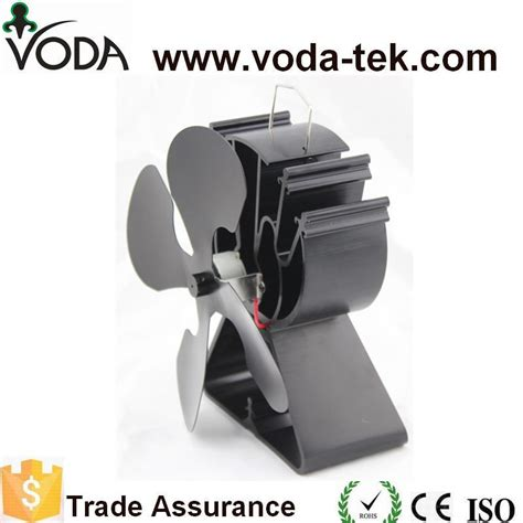 exhaust fan for wood burning heat powered wood stove fan lookup beforebuying