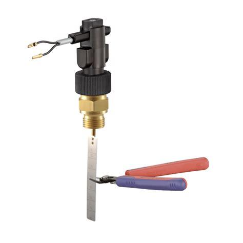 Switch Flow flow switch type vk306 sika messtechnik und regeltechnik