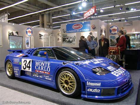 Koleksi Mobil Miniatur Mobil Bugatti Eb110 Sport 1994 Diecast 600 x