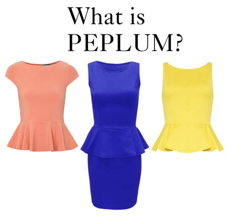 what is sectioning someone fashion alert what is peplum