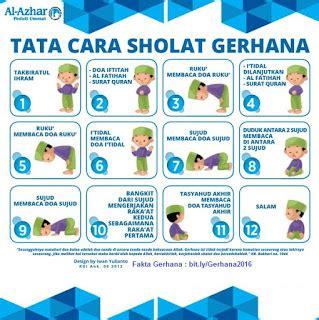video tutorial sholat gerhana matahari tutorial cara sholat gerhana kumpulan fakta indonesia tata