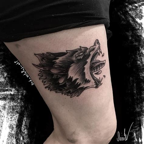 powerful tattoos 50 make a powerful style statement with wolf tattoos ideas