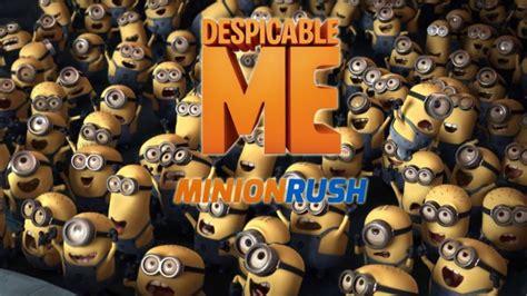 imágenes que se mueven de los minions mi villano favorito minion rush 7 consejos b 225 sicos para