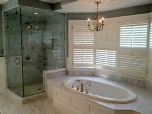Bathtub Remodels Master Bathroom Tub Shower Renovation Titus Built Llc