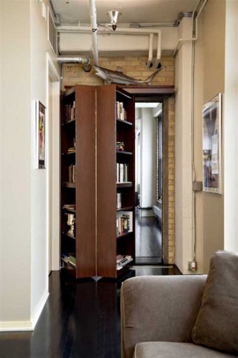 15 secret doors disguised as bookshelves that you can add