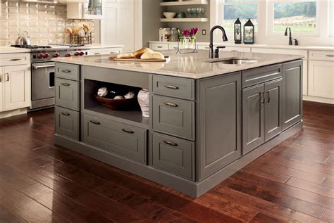 Kitchen Island Cupboards by Attractive Kitchen Island Cabinets Kitchen Remodel