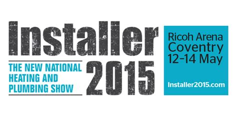 Nation Plumbing by Installer2015 A New Heating And Plumbing Trade Show