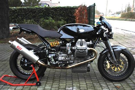 Motorrad Club Essen by Guzzi Juste L Essentiel Des Caf 233 Racer Page 28