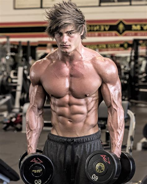 aesthetic physique wallpaper jeff seid s official workout routine never fear failure