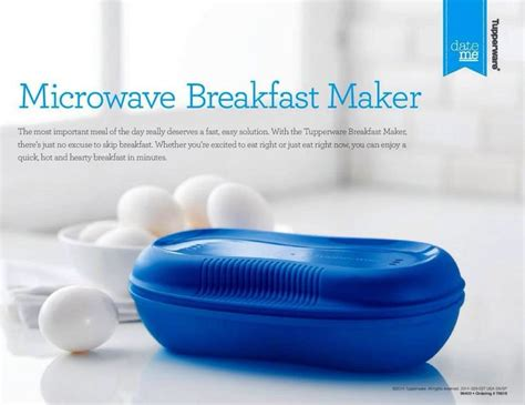 Tupperware Healthy Buddy tupperware breakfast maker www michelleathome