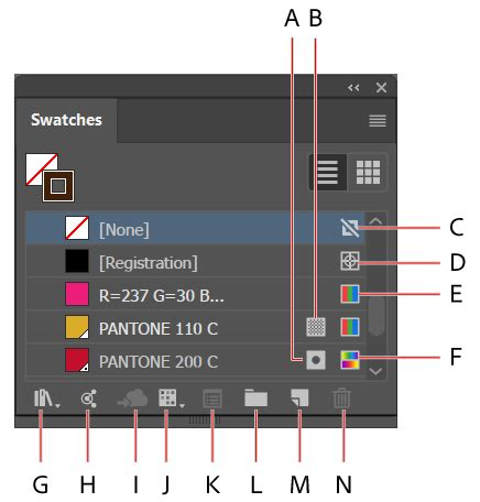 illustrator pattern options panel how to use and create swatches in illustrator